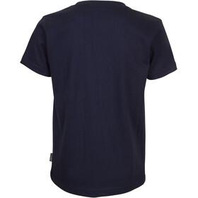 Elkline Straßenfeger Kortærmet T-shirt Børn blå